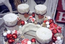 Christmas HOME decor- #family #christmas #design #style #fun