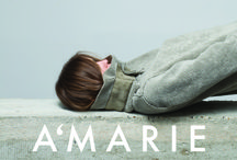 A'MARIE Campaign FW 2015 / http://www.amarie-fashion.com/