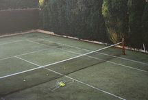 Tennis Courts / by Choppy