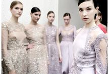 Elie Saab Haute Couture Sring Summer 2013 Backstage