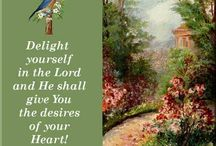Faith, Prayer, Verses  / by Dawn H
