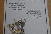 pravidla chování