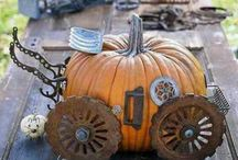 Halloween - Country Style! / Halloween decorations, costumes, & more... with country flair!