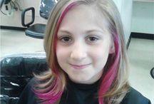 KID'S HAIR CUTS & STYLES / Kid's Hair Cut & Styles