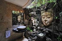 Bathroom Bali style