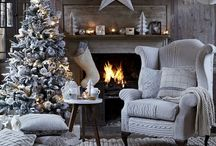 christmas / christmas decorating ideas