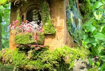 Fairy Houses / a litle bit of magik