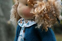 boneca waldorf