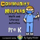 Community Helpers Pre K