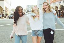 Girlfriends Photoshoot