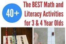 Maths and literacy activitye