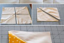Quilting squares the easy way