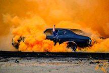 Usa Tires Smoke / Usa Tires Smoke