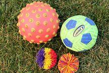 Preschool Olympics Ideas