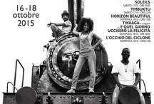 CinemAfrica 2015 / rassegna cinematografica dall'Africa e sull'Africa  dal 16 al 18 ottobre 2015 Cinema Lumière - Bologna www.centrostudidonati.org