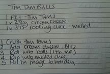 Tim tam recipe