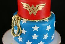 Kids birthday parties wonder woman