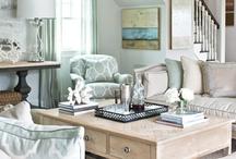 Inhabit Me: Northglen Living/Dining Room / Inspo for Northglen's living room / dining room / by Angela Martin
