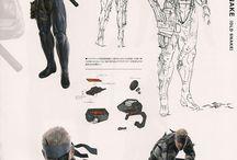 Metal Gear Solid / by Dean Khayal