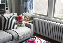 Apartment therapy: Living room / Home decorating