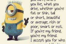 True minion quotes