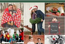 {Christmas Card Photography} / Christmas Photography Ideas. :)