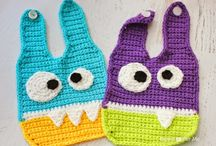 Baby crochet gifts