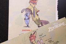 Disney & Pixar / Disney & Pixar