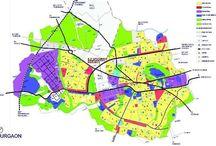 CHD Resortico sohna Gurgaon location map