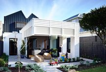 modern small house / 모던한 작은 주택