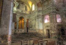 Abandoned Churches