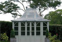 EXTERIOR - Garden Structures / by Lynde Tilston