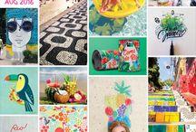 Clique Kits August 2016-Rio
