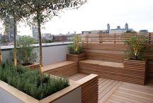 Roof Garden & Terrace