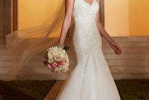 #LaceWars / The new Stella York Fall 2015 Wedding Dress Collection is here, and it's all about the lace!