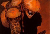 Brom: Monster