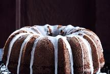 Bundt cakes....