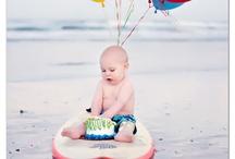 Beach Cake Smash