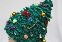 crochet,árbol navidad