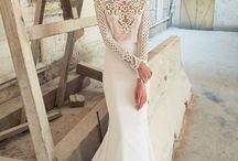 Brudekjoler jeg liker