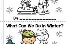 Kindergarten-January