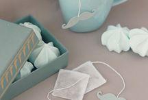 """Do it yourself """"Sachet de thé"""" / Avec un peu d'imagination, il est possible de créer des sachets de tisane uniques."""
