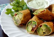 Appetizers with Avocado / by Hass Avocados