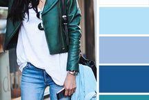 Barevné palety
