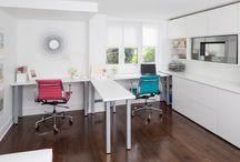 Home Office by Jo Alcorn