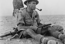 New Zealand at War / Pics of New Zealand soldiers