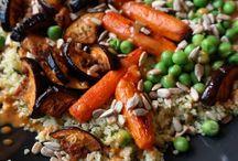 Meine sattmacher Hauptgerichte / Vegan, einfach & lecker!