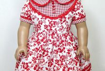 Doll Dresses to Stitch ( if only there were enough time!) / by Betsey Foxx
