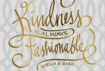 ✫ kindness ✫