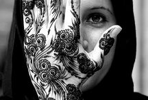 Be Inked / Inspiration for the tattoo I will never get, and henna designs I love / by Jessi